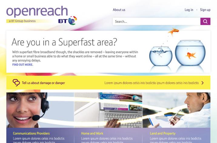 BT Openreach UX & Visual Design 4