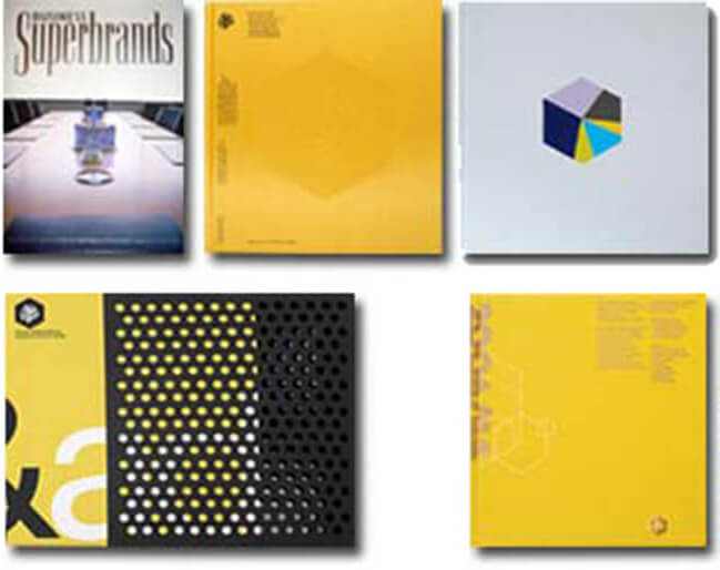 D&AD and Super Brands Publications